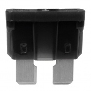 Durite 1A Black Standard Automotive Blade Fuse | Re: 0-375-01