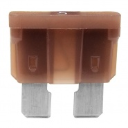 Durite 5A Tan Standard Automotive Blade Fuse | Re: 0-375-05