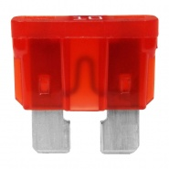 Durite 10A Red Standard Automotive Blade Fuse | Re: 0-375-10