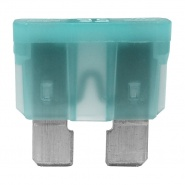 Durite 35A Aqua Green Standard Automotive Blade Fuse | Re: 0-375-35