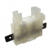 0-376-00 Pack of 10 Standard Blade Fuse Holders (Interlocking)