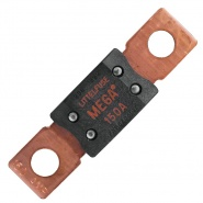 0-376-15 Orange Mega Type Fuse 150A