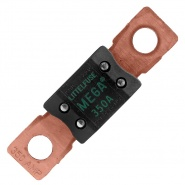 0-376-35 Dark Green Mega Type Fuse 350A