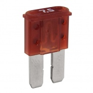 Durite 7.5A Brown Micro 2 Automotive Blade Fuse | Re: 0-376-67