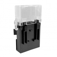 maxi blade fuse in line blade fuses at arc components limited 0 377 00 maxi blade fuse holder single fuse box