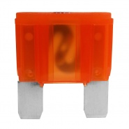 0-377-40 Pack of 2 Orange Maxi Blade Fuses 40A