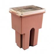 0-379-03 Pink Female PAL Type Automotive Fuse 30A
