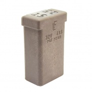 Durite 15A Grey MCASE Cartridge Fuse | Re: 0-379-08