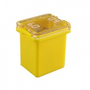 0-379-20 60A JCASE Automotive Low Profile Fuse Yellow