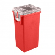 0-379-35 Red Female JCASE Cartridge Automotive Fuse 50A
