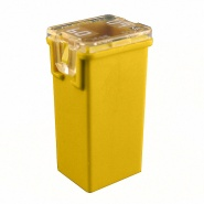 0-379-36 Yellow Female JCASE Cartridge Automotive Fuse 60A