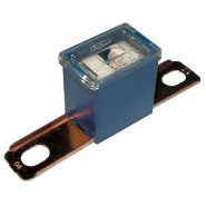 0-379-80 Blue Male PAL Long Leg Automotive Fuse 100A
