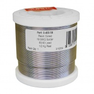 0-455-58 Wood Resin Cored Solder 18 SWG 0.5kg