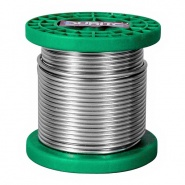 0-455-63 Wood Resin Cored Lead Free Solder 13SWG 0.5kg