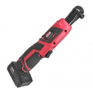 0-467-38 Durite 18V Cordless 3/8in Ratchet Wrench with Li-ion Battery