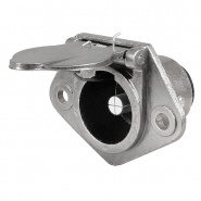 0-477-36 Clang Single Pin 300A Plug for Trailers