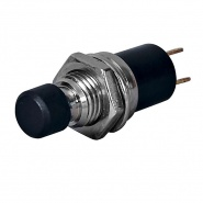 0-485-92 12V Push On-Push Off Single Pole Miniature Switch 0.5A at 30V DC