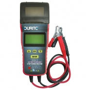 0-524-73 Durite 12V-24V Battery Tester With Start Charge Analyzer