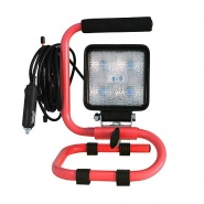 0-541-20 Durite 12V-24V DC Floor Standing LED Work Lamp IP67