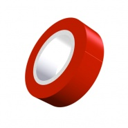 0-557-05 Durite Red PVC Adhesive Tape Pack of 12