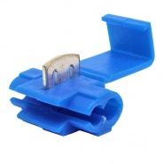 0-560-12 Durite Aftermarket Cable Splice Connectors - 50 Blue