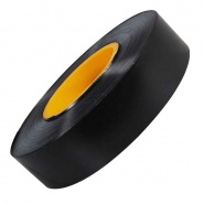 0-592-00 Durite Non-Adhesive Black PVC Loom Tape Pack of 10