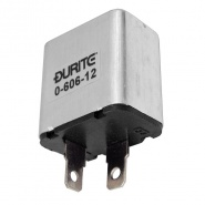 0-606-12 Durite 12V 2 x 21+5W Popple Flasher Unit