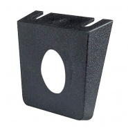 0-608-01 Mounting Bracket for DIN Sockets 18mm Hole