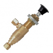 0-642-90 Brass Foot Operated Air Valve for Air Horns