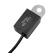 0-646-22 Black 2.2 Microfarad Interference Capacitor 110V
