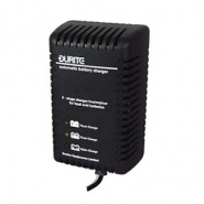 0-647-03 Durite 6V-12V Automatic Automotive Battery Charger 2.7A