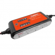 0-647-16 Durite 6V-12V 9 Step Fully Automatic Digital Battery Charger Maintainer