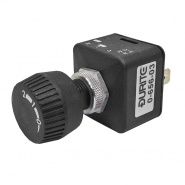 0-656-03 Off-On-On Three Position Splash-Proof Rotary Switch 15A