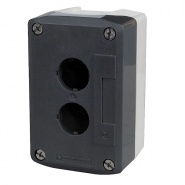 0-657-12 Two Button Panel Housing