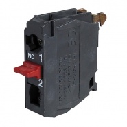 0-657-21 Switch Block Single Pole Normally Closed (NC)