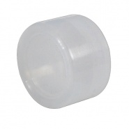 0-657-50 Clear Boot to use with Flush Buttons