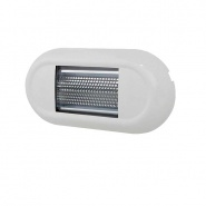 0-668-67 Durite 12V-24V Mega Power 12 LED Roof Lamp