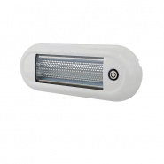 0-668-88 Durite 12V-24V Mega Power 18 LED Roof Lamp - Touch Button