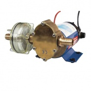 0-673-76 24V Self Priming Pump for Non Flammable Liquids 1.5M to Max. Head of 20M