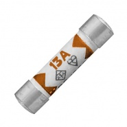 Durite Domestic Mains Plug Fuses - 13A Brown