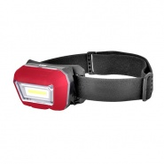 0-699-60 Durite 3W COB LED Rechargeable Head Torch