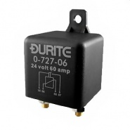 0-727-06 Durite 24V 60A Extra Heavy Duty Make and Break Relay