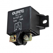 0-727-07 Durite 12V 75A Heavy Duty Make and Break Relay
