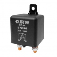 0-727-08 Durite 24V 100A Extra Heavy Duty Make and Break Relay