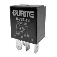 Durite 12V 25A Make and Break Relay with Diode | Re: 0-727-13