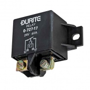 0-727-17 Durite 24V 40A Heavy Duty Make and Break Relay