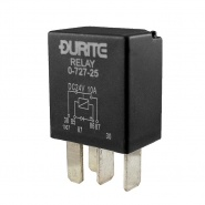 Durite 24V 10A Make and Break Relay with Diode | Re: 0-727-25