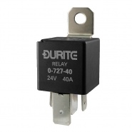 Durite 24V 40A Heavy-Duty Make and Break Relay | Re: 0-727-40