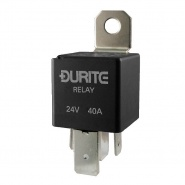 Durite 24V 40A Heavy-Duty Make and Break Relay | Re: 0-727-54