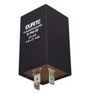 0-744-23 Durite 24V 1-6 x 21W Hazard Flasher Unit